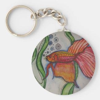 Fishy Fishy Keychain