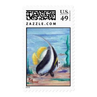 Fishy Fishy Stamps