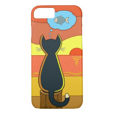 cloudsendgallery Fishy Idea 1 iPhone 7 Case