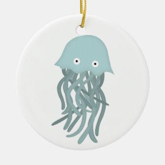 fishy jellyfish christmas ornaments