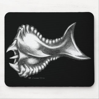 Fishy...just a tad mouse pad