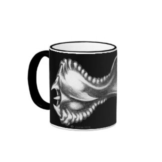 Fishy...just a tad ringer mug