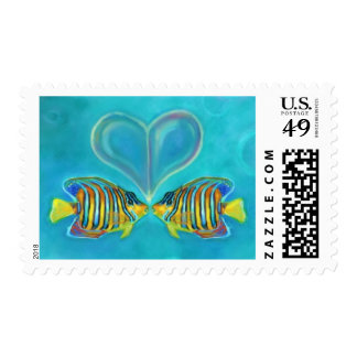Fishy Luv Stamps