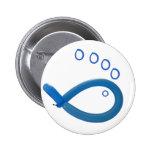 Fishy Pinback Buttons