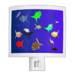 fishy wishys nite light