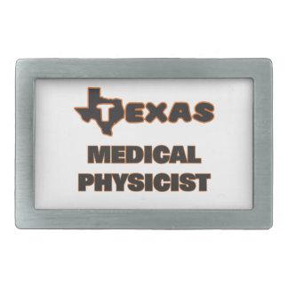 Físico médico de Tejas Hebillas De Cinturon Rectangulares