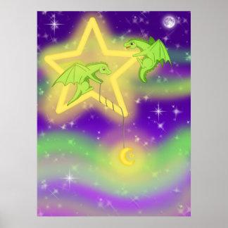 Fising para las estrellas póster