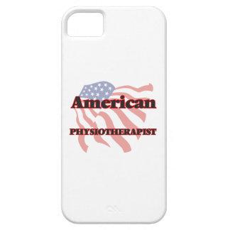Fisioterapeuta americano iPhone 5 carcasas