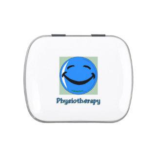 Fisioterapia del HF Frascos De Caramelos
