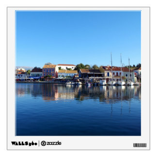Fiskardo – Kefalonia Wall Sticker