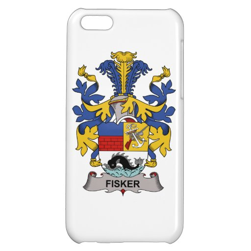Fisker Family Crest iPhone 5C Covers