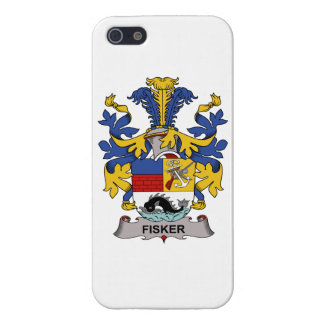 Fisker Family Crest Cases For iPhone 5