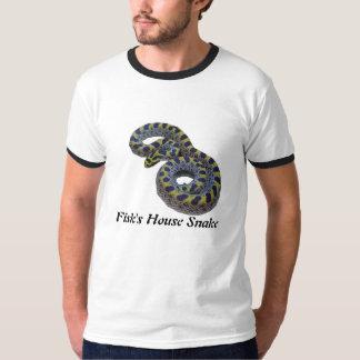 Fisk's House Snake Ringer T-Shirt