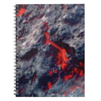 fissure of magma notebook