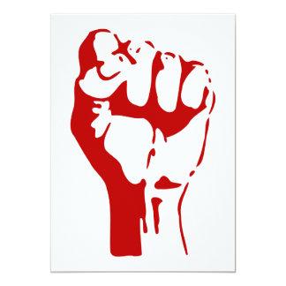 fist-296563 BLOODS BLOOD  fist power fight aggress Card