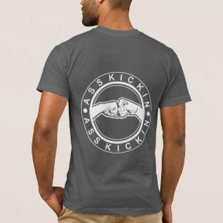 Fist-Bump - Ass-Kickin Br|Sr Brother | T-shirt