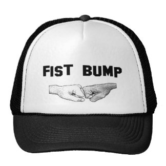 Fist Bump Mesh Hat