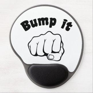 Fist Bump It Gel Mouse Pad