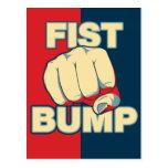 Fist Bump Post Cards