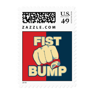 Fist Bump Postage