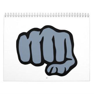 Fist Calendar