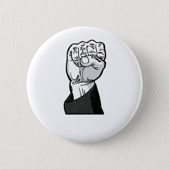 fist in the air button