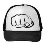 Fist Mesh Hat
