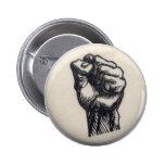 Fist Pinback Buttons