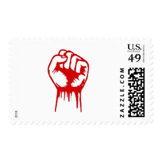 Fist Postage