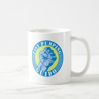 Fist Pumping Guido Coffee Mug