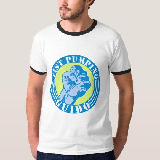 Fist Pumping Guido T-Shirt