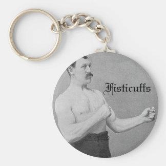 Fisticuffs Key chain