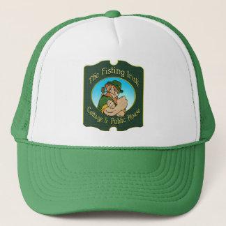 Fisting Irish Trucker Hat
