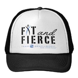 Fit and Fierce Trucker Hat