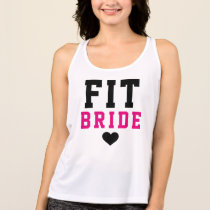 Fit Bride   Future Mrs. Tank Top
