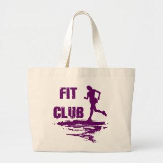 FIT CLUB JUMBO TOTE BAG