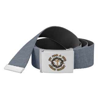 Fit for a King Belt