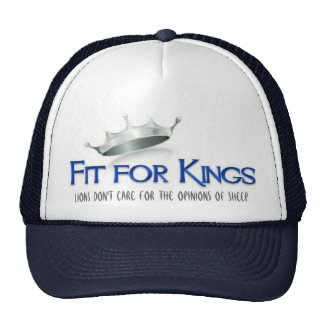 Fit For Kings Hat Navy