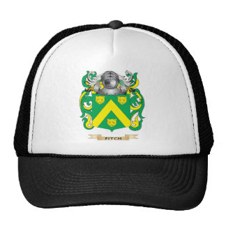 Fitch Coat of Arms Trucker Hat