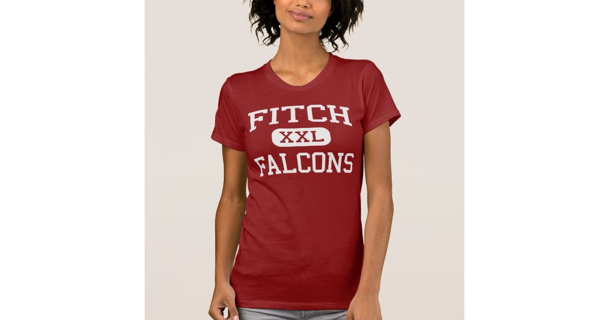 Fitch Falcons High School Groton Connecticut T Shirt