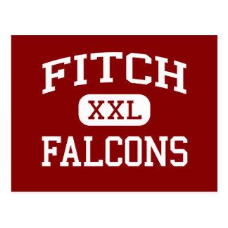 Fitch - Falcons - High School secundaria - Groton Tarjetas Postales