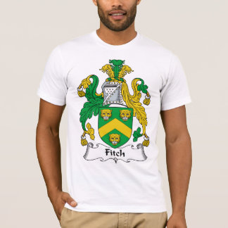 Fitch Family Crest T-Shirt