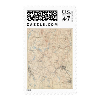 Fitchburg, Massachusetts Postage