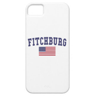 Fitchburg US Flag iPhone SE/5/5s Case