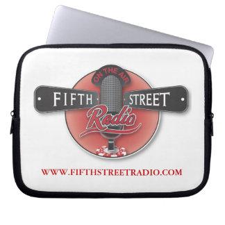 Fith Street Radio Electronics Bag Computer Sleeve