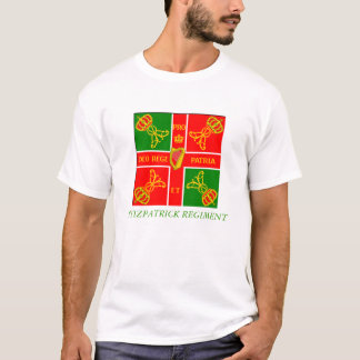 FITIZPATRICK SHIRT, FITIZPATRICK REGIMENT T-Shirt
