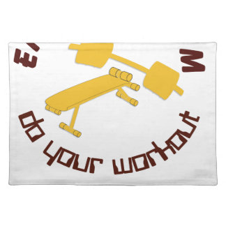 Fitness 1.png cloth placemat