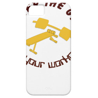 Fitness 1.png iPhone SE/5/5s case