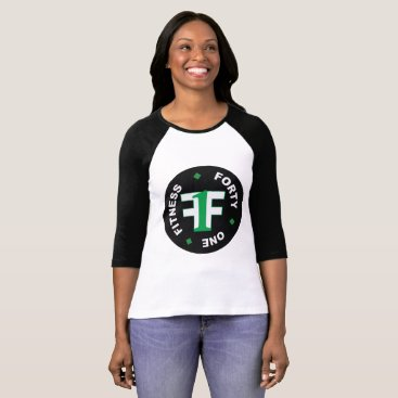 Beach Themed Fitness 41 Women's Shirt