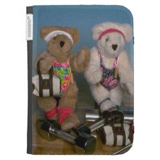 Fitness bears kindle 3 case